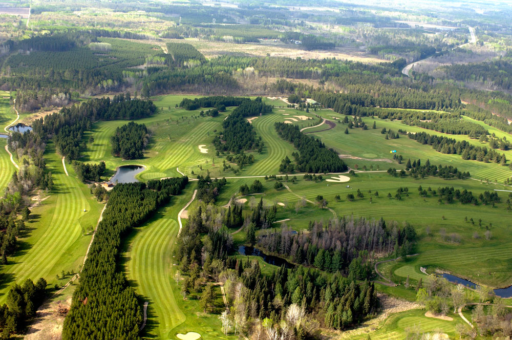 Blueberry Pines Golf Course